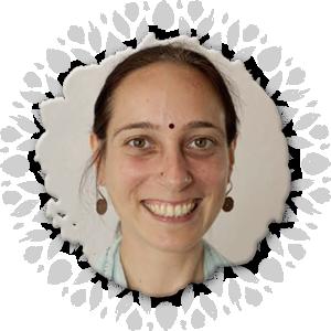 Speaker - Bharati Corinna Glanert