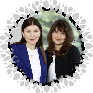 Speaker - Iris Herting & Kirsten Djamchidi